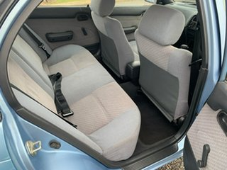 1995 Toyota Corolla AE102X Conquest Blue 4 Speed Automatic Sedan
