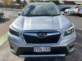2021 Subaru Forester S5 MY21 Hybrid L CVT AWD Ice Silver Metallic 7 Speed Constant Variable Wagon.