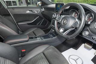 2016 Mercedes-Benz A-Class W176 806MY A200 D-CT Polar Silver 7 Speed Sports Automatic Dual Clutch.