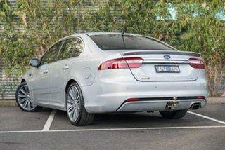 2016 Ford Falcon FG X G6E Turbo Silver 6 Speed Sports Automatic Sedan.