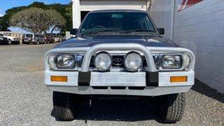 1994 Toyota Hilux LN106R SR5 Silver 5 Speed Manual Dual Cab.