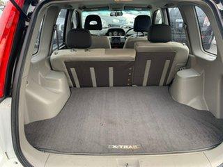 2002 Nissan X-Trail T30 TI (4x4) White 4 Speed Automatic Wagon