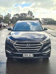 2015 Hyundai Tucson TLE Active 2WD Black 6 Speed Sports Automatic Wagon.