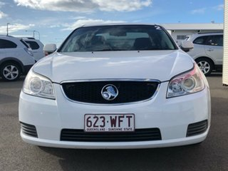 2010 Holden Epica EP MY10 CDX White 6 Speed Sports Automatic Sedan