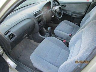 1998 Mazda 626 Classic Gold 4 Speed Automatic Sedan