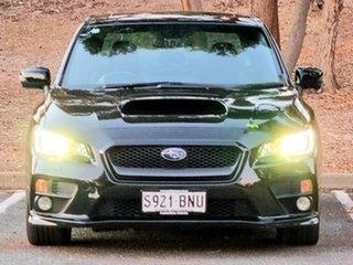 2016 Subaru WRX V1 MY17 Premium Lineartronic AWD Black 8 Speed Constant Variable Sedan.