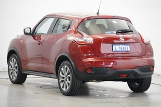 2016 Nissan Juke F15 Series 2 ST X-tronic 2WD Red 1 Speed Constant Variable Hatchback