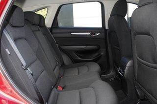 2021 Mazda CX-5 KF2W7A Maxx SKYACTIV-Drive FWD Sport Soul Red Crystal 6 Speed Sports Automatic Wagon