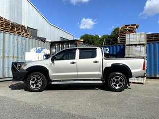 2005 Toyota Hilux GGN25R MY05 SR Silver 5 Speed Manual Utility