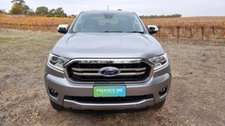 2019 Ford Ranger PX MkIII 2019.75MY XLT Silver 6 Speed Sports Automatic Double Cab Pick Up.
