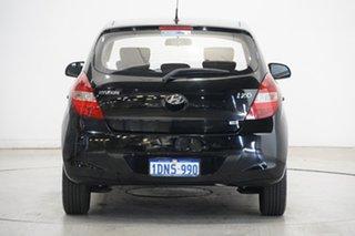 2010 Hyundai i20 PB Elite Black Diamond 4 Speed Automatic Hatchback