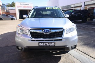 2014 Subaru Forester S4 MY14 2.5i-S Lineartronic AWD Silver 6 Speed Constant Variable Wagon