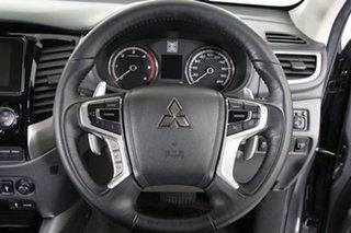 2018 Mitsubishi Triton MQ MY18 Exceed (4x4) Grey 5 Speed Automatic Dual Cab Utility