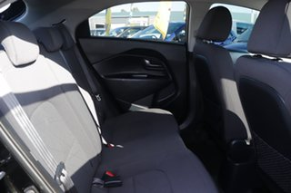 2013 Kia Rio UB MY13 S Black 6 Speed Manual Hatchback