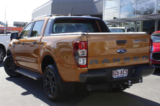 2020 Ford Ranger PX MkIII 2020.75MY Wildtrak Orange 6 Speed Sports Automatic Double Cab Pick Up.