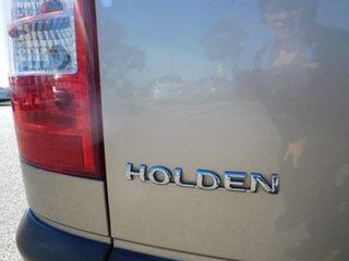 2003 Holden Zafira TT MY03 Gold 4 Speed Automatic Wagon