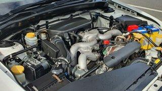 2007 Subaru Impreza G3 MY08 RX AWD White 5 Speed Manual Hatchback