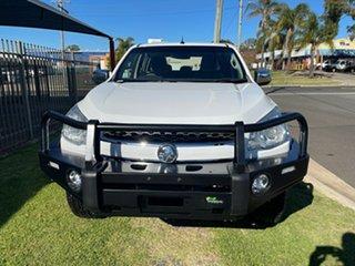 2014 Holden Colorado RG MY15 LTZ (4x4) White 6 Speed Manual Crew Cab Pickup
