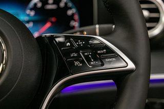 2021 Mercedes-Benz E-Class W213 801+051MY E200 9G-Tronic Obsidian Black 9 Speed Sports Automatic