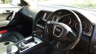 2007 Audi Q7 3.0 TDI Quattro Silver 6 Speed Tiptronic Wagon