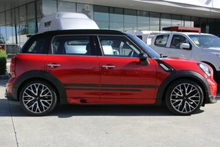 2015 Mini Countryman R60 MY15 Cooper S Red 6 Speed Sports Automatic Wagon.