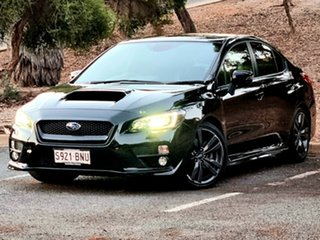 2016 Subaru WRX V1 MY17 Premium Lineartronic AWD Black 8 Speed Constant Variable Sedan