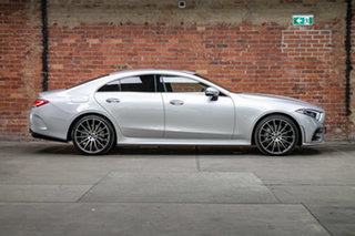 2020 Mercedes-Benz CLS-Class C257 800+050MY CLS450 Coupe 9G-Tronic PLUS 4MATIC Iridium Silver