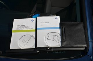 2013 Volkswagen Golf AU MY14 90 TSI Comfortline Blue 7 Speed Auto Direct Shift Hatchback