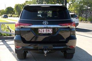 2019 Toyota Fortuner GUN156R Crusade Eclipse Black 6 Speed Automatic Wagon