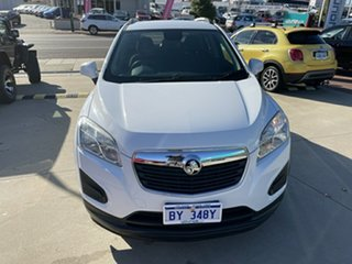 2014 Holden Trax TJ MY14 LS White 5 Speed Manual Wagon.