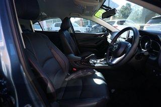 2014 Mazda 3 BM5438 SP25 SKYACTIV-Drive GT Blue 6 Speed Sports Automatic Hatchback