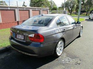 2006 BMW 3 Series E90 325i Steptronic Grey 6 Speed Sports Automatic Sedan
