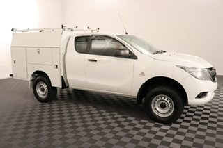 2017 Mazda BT-50 UR0YG1 XT Freestyle 6 speed Automatic Cab Chassis