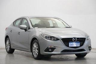 2015 Mazda 3 BM5278 Maxx SKYACTIV-Drive Grey 6 Speed Sports Automatic Sedan