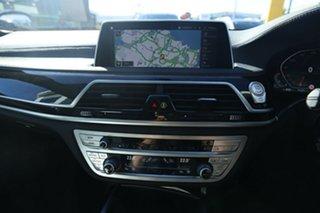 2020 BMW 730Ld G12 30LD Black Sapphire 8 Speed Automatic Sedan
