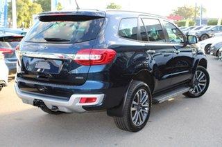 2020 Ford Everest UA II 2020.75MY Titanium Blue 10 Speed Sports Automatic SUV