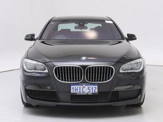 2014 BMW 740Li F02 MY14 Grey 8 Speed Automatic Sedan.