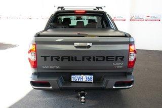 2019 LDV T60 SKC8 Trailrider (4x4) Grey 6 Speed Direct Shift Double Cab Utility