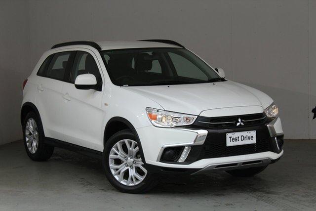 Used Mitsubishi ASX XC MY19 ES 2WD Phillip, 2019 Mitsubishi ASX XC MY19 ES 2WD White 1 Speed Constant Variable Wagon