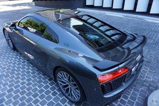 2017 Audi R8 4S Plus Suzuka Grey 7 Speed Sports Automatic Dual Clutch Coupe.