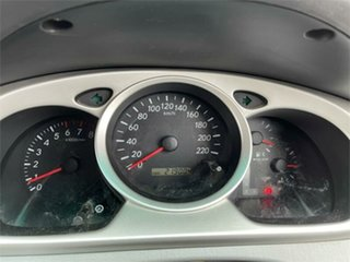 2006 Toyota Kluger MCU28R Upgrade CV (4x4) Silver 5 Speed 5 SP AUTOMATIC Wagon