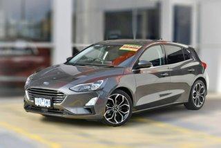 2020 Ford Focus SA 2020.25MY Titanium Grey 8 Speed Automatic Hatchback.