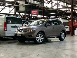 2009 Nissan Murano Z51 ST Brown 6 Speed Constant Variable Wagon.