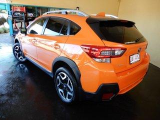 2020 Subaru XV MY20 2.0I-S Orange Continuous Variable Wagon.
