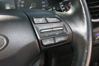 2018 Hyundai Kona OS.2 MY19 Highlander 2WD Orange 6 Speed Sports Automatic Wagon