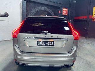 2014 Volvo XC60 DZ MY14 T5 Geartronic Luxury Silver 8 Speed Sports Automatic Wagon