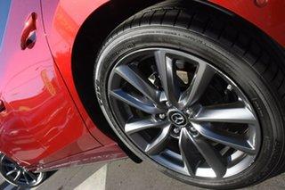 2019 Mazda 3 BP2H7A G20 SKYACTIV-Drive Evolve Soul Red Crystal 6 Speed Sports Automatic Hatchback