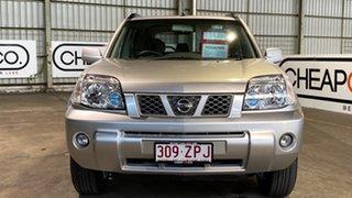2006 Nissan X-Trail T30 II MY06 ST Silver 5 Speed Manual Wagon