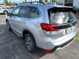 2021 Subaru Forester S5 MY21 Hybrid L CVT AWD Ice Silver Metallic 7 Speed Constant Variable Wagon
