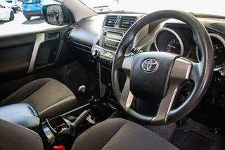 2011 Toyota Landcruiser Prado KDJ150R GX (4x4) Glacier White 6 Speed Manual Wagon